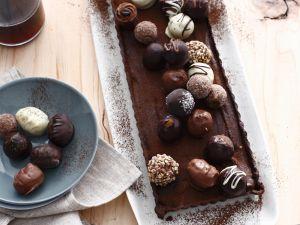 Schokoladen-Törtchen Rezept