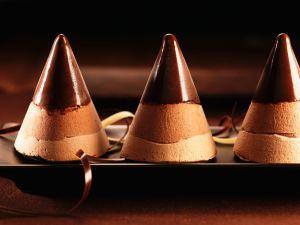 Schokoladeneis Rezept
