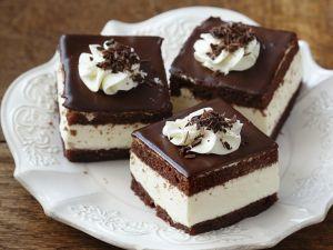 Schokoladenkuchen mit Sahne Rezept