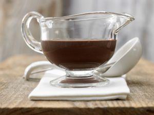 Schokoladensauce – smarter Rezept