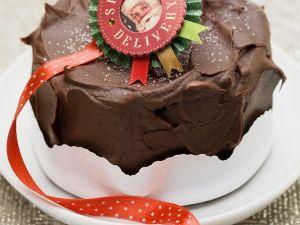 Schokotorte als Geschenk für Weihnachten Rezept