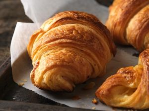 Selbstgemachte Croissants Rezept