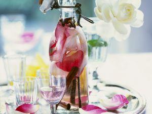Selbstgemachtes Rosenwasser Rezept