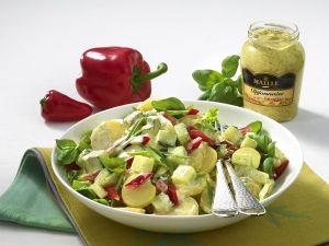 Senf-Kartoffelsalat Rezept