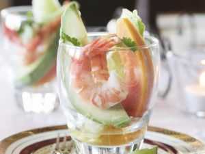 Shrimps-Cocktail Rezept