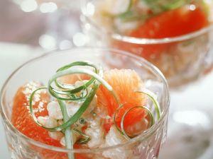 Shrimps-Grapefruit-Cocktail Rezept