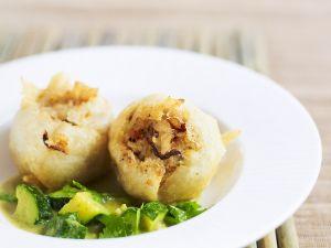 Shrimps-Reisbällchen Rezept