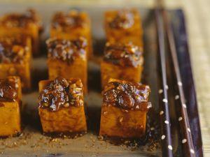 Sichuan-Tofu Rezept