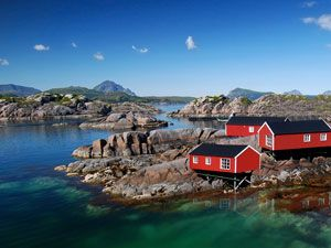 Entdecken Sie Skandinavien