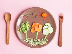 Vegetarisch essen: Brauchen Kinder Fleisch?