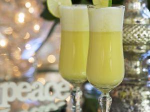 Snowball-Cocktail mit Eierlikör Rezept