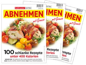 """Das 5. EAT SMARTER-Sonderheft """"ABNEHMEN"""" ab jetzt im Handel!"""