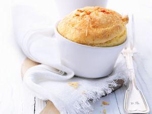 Souffle mit Käse Rezept