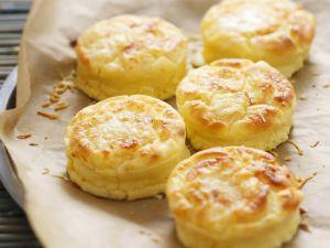 Soufflee mit Käse Rezept