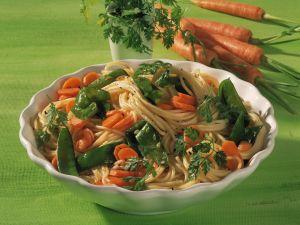 Spaghetti Rezept