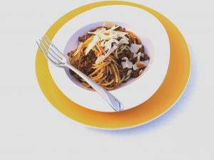 Spaghetti-Bolognese Rezept