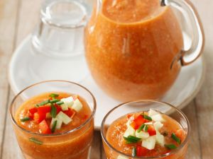 Spanische Gazpacho Rezept