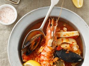 Spanischer Fischeintopf Rezept