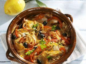 Spanischer Fischtopf Rezept