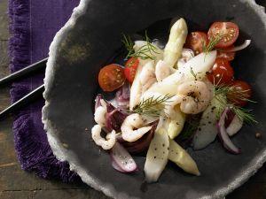 Spargel-Tomaten-Salat Rezept