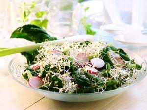 Spinatsalat Rezept