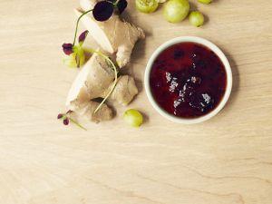 Stachelbeer-Ingwer-Chutney Rezept
