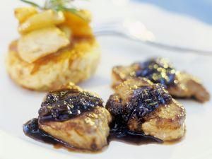 Steaks vom Wildschwein mit Wacholdersoße Rezept