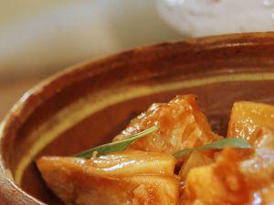 Stockfisch-Kartoffel-Suppe Rezept