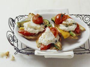 Stockfischpüree auf venezianische Art Rezept