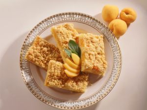 Streusel-Aprikosenkuchen Rezept