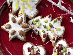Paleo Weihnachtsgebäck.Weihnachtsbäckerei Eat Smarter