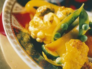 Südafrikanisches Gemüsecurry Rezept