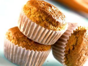 Süße Möhrenmuffins Rezept