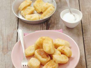 Süße Quarknocken Rezept