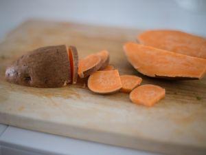 Süßkartoffeln für die Gesundheit