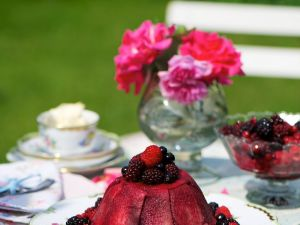 Summer Pudding Rezept