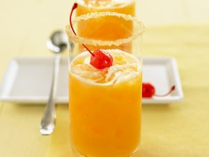 Sunshine Drink (Orange, Papaya, Karotte) Rezept