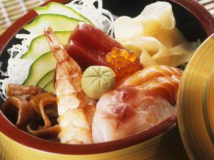 Sushi mit Kürbis Rezept