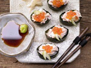 Keta-Kaviar Rezepte