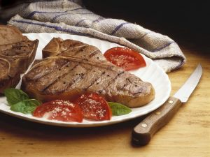 T-Bone Steaks Rezept