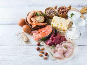 Wie viel Eiweiß darf man täglich essen?