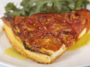 Tarte mit Tomaten und Ricotta Rezept