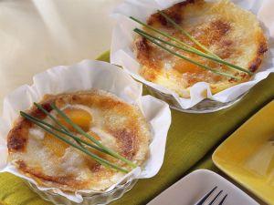 Tartes mit Aprikose und Gorgonzola Rezept
