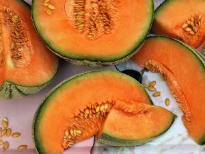 Cantaloup-Melone