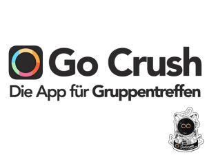 Go Crush – die neue App für Gruppentreffen