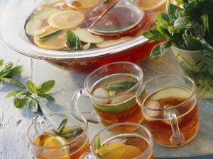 Tee-Bowle Rezept