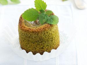 Tee-Küchlein mit Waldmeister Rezept