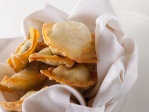 Teigtaschen mit Kartoffelfüllung Rezept