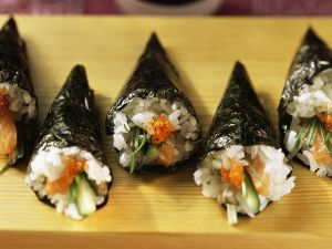 Temaki-Sushi Rezept
