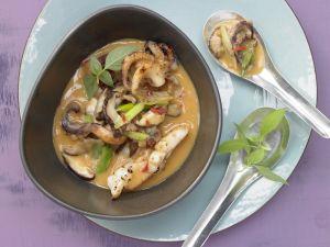 Thai-Calamari Rezept